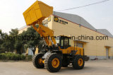 5 ton Rock balde carregador hidráulico com marcação, ISO9001