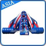 Giant Trio Lane Flag Style Slide for Event Sports