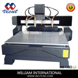 Le Rotary 2,2 kw Wood CNC Router Machine (VCT-1518FR-4H)
