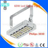 60 350W all'alto indicatore luminoso di inondazione di lumen LED con 85-265V hanno immesso per esterno