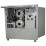 Vácuo totalmente automática máquina de tratamento do óleo do transformador não qualificadas