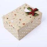 La caja de regalo personalizado manufactura Caja de papel Kraft Caja de papel de los niños