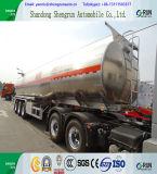 PUNTINO del Ce 48000 litri del combustibile diesel dell'autocisterna di rimorchio di alluminio semi con la sospensione dell'aria