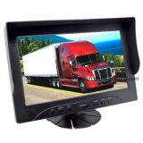 9 pulgadas con cable de 1080p Ahd Quad-View Monitor con el control de disparo 4