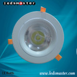 15W LED Downlight con la fuente de alimentación de Meanwell