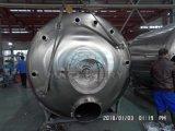 Mengen zich van de Tank van het Roestvrij staal van het hete Water het Beklede