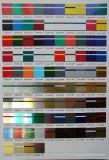 Лист пластмассы цвета двойника ABS гравировки лазера
