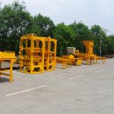 Полуавтоматическая / оборудования для изготовления бетонных блоков для скрытых полостей цилиндров машины в Филиппины