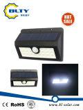 Indicatore luminoso a energia solare della parete con il LED