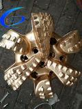 Nuovo bit di trivello del corpo PDC della tabella di 152mm usato per olio