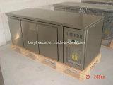 反対冷却装置フリーザーの下のステンレス鋼
