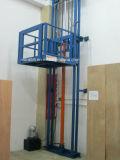 De stationaire Hydraulische Elektrische Lijst van de Lift voor het Materiële Overhandigen