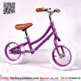 美しいピンクカラー子供のバイク、3歳の子供のためのChilrenのバランスの自転車