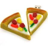 Die Simulation Speicher-Stockes des Pizza USB-Blitz-Laufwerk-Modell USB-2.0
