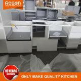 光沢度の高い白2は中国の家具の食器棚を詰める