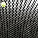 Звуковой барьер 316 перфорированной металлической пластины из нержавеющей стали