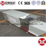 Prodotto chimico, estrazione mineraria, alimento. Separatore magnetico materiale della polvere asciutta automatica della macchina