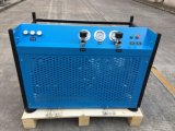 compresseur d'air portatif de plongée à l'air de 200L/Min 300bar/compresseur d'air à haute pression