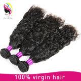 Cabelos indiano 100% virgem ondas naturais do cabelo humano em bruto