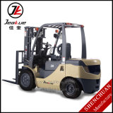 De Diesel van Ce ISO 3t Jeakue Vorkheftruck Van uitstekende kwaliteit