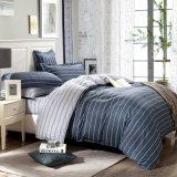 Coleta Domiciliar Preço competitivo conjunto de roupa de cama de algodão impressa