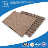Correia transportadora plástica modular plástica de placa Chain da grade 5935 lisa