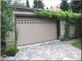 Porte en aluminium sûre de garage de rouleau avec la qualité