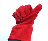 Handschoenen voor het lassen van cowhaan slijtvast en niet-slip