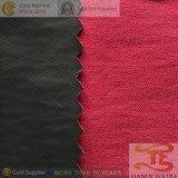 Plaine de tissu de coton en nylon avec Membrance pour vêtement
