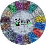Granulés de caoutchouc EPDM colorées pour l'exécution de la piste/maternelle/aire de jeux