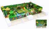 Meilleures ventes Jungle Thème Terrain de jeux intérieur Design Naughty Château
