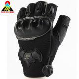 Guanti respirabili di guida della motocicletta di motocross del motociclista della barretta dei guanti di estate mezza di Luva Guantes Moto Guanti