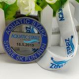 Prix Factary Custom Or/Argent/Bronze Sports médaillon avec Design Logo (MD14-C)