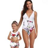 Parent-Child Bikini maillots de bain Maillot de bain chaud femmes Style Mother-Daughter Parent-Child vêtements de plage