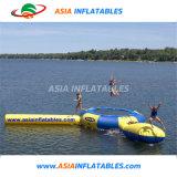 L'eau en PVC Trampoline grand parc aquatique gonflable Trampoline pour adultes