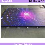 P4.81 LED de plein air avec système interactif de plancher