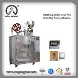 Joint à ultrasons à peser et remplir le café de la machine