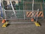 L'acier Galvanzied Piscine temporaire de clôtures de sécurité