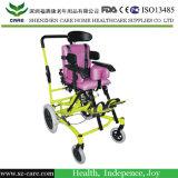 Manual de calidad superior de la silla de ruedas reclinable niños