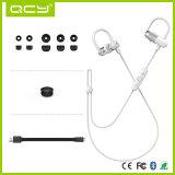 Type fait sur commande Bluetooth Earbuds de crochet d'oreille d'écouteur de logo
