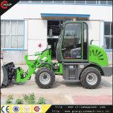 Carregador Zl08 da roda do carregador do jardim da exportação da fábrica