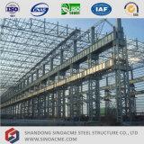 Gruppo di lavoro del tetto del blocco per grafici dello spazio di struttura d'acciaio di Sinoacme