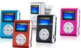 Ecrã OLED de clipe promocional Mini leitor de MP3