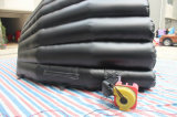 Tenda gonfiabile portatile della cupola delle coperture come coperchio della fase