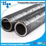 """En van Transportide DIN 856 4sh 3/8 """" voor Hydraulische Slang"""
