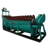 금 철 광석 탈수 시스템 나선 분급기