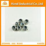 DIN985 A2 Porca de aço inoxidável Nylon Lock Nut