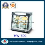 중국 음식 전시 온열 장치와 진열장 (HW-600)