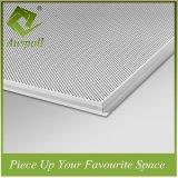 BAUMATERIAL-Decke des Innengebrauch-600*1200 Aluminiumfür Flughafen