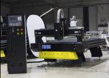 Router di CNC con la lama d'oscillazione